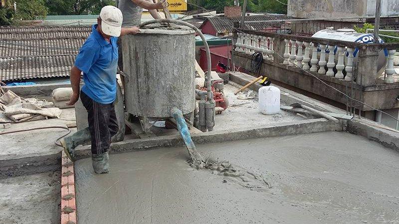 bê tông xốp hải phòng